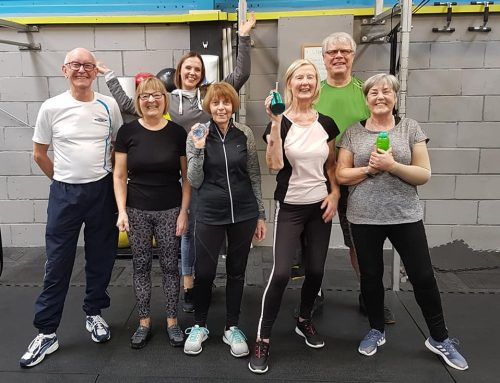 New Senior Movement Classes at Realfit St Neots and Riseley