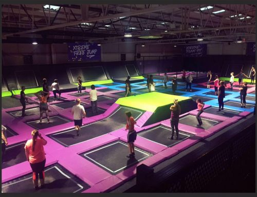 Launching for Summer – Realfit @ Xtreme 360, bounce your way to fitness!