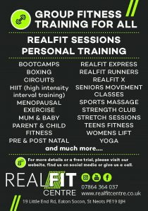 Fitness at Realfit St Neots