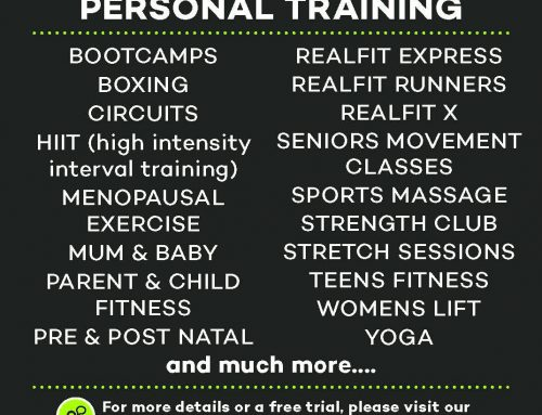 REALFIT ST NEOTS – Fitness for all