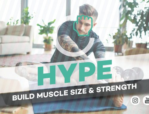 Realfit Hype Jacob Taylor's Workout Routine (upper)