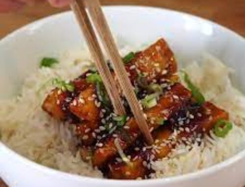 Realfit Recipe of the Week – Crispy Chilli Tofu (Bosh, Henry Frith & Ian Theasby)