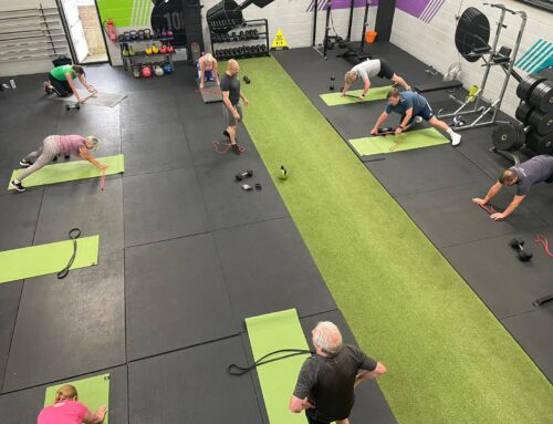 Exercising With Like Minded People By Lucio Adger