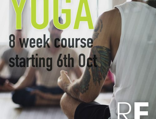Realfit Yoga With Coach Andy